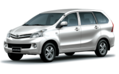 Toyota Avanza Manual